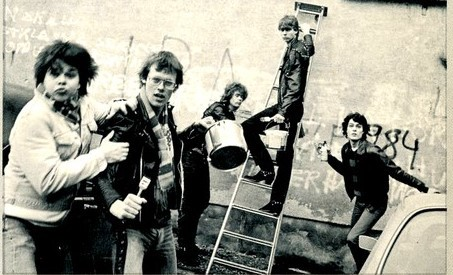 Bild 4. Rude Kids 1984